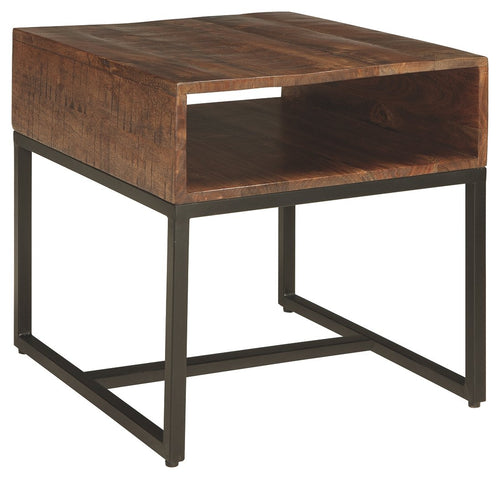 Hirvanton Signature Design by Ashley End Table