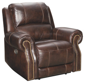 Buncrana Signature Design by Ashley Recliner