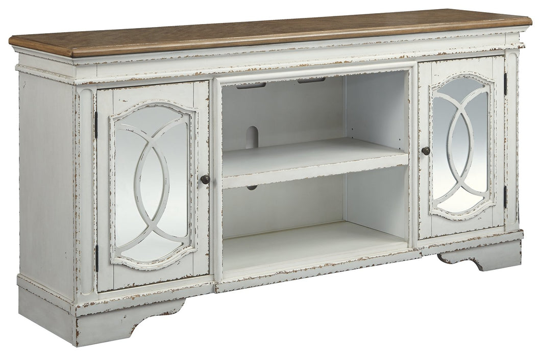 Realyn Signature Design by Ashley TV Stand