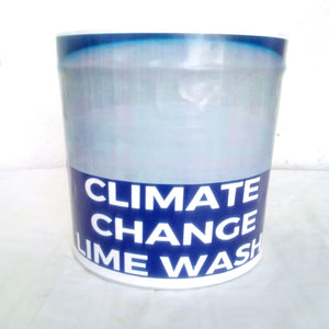 Climate Change Paint, Wash and Air Purifier