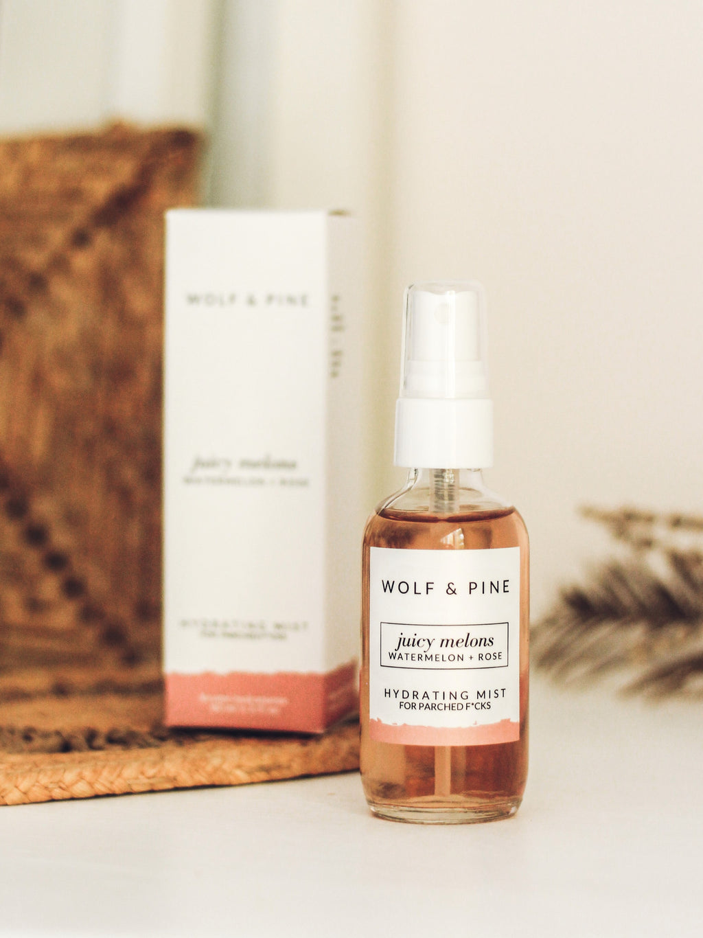 Juicy Melons - Hydrating Mist