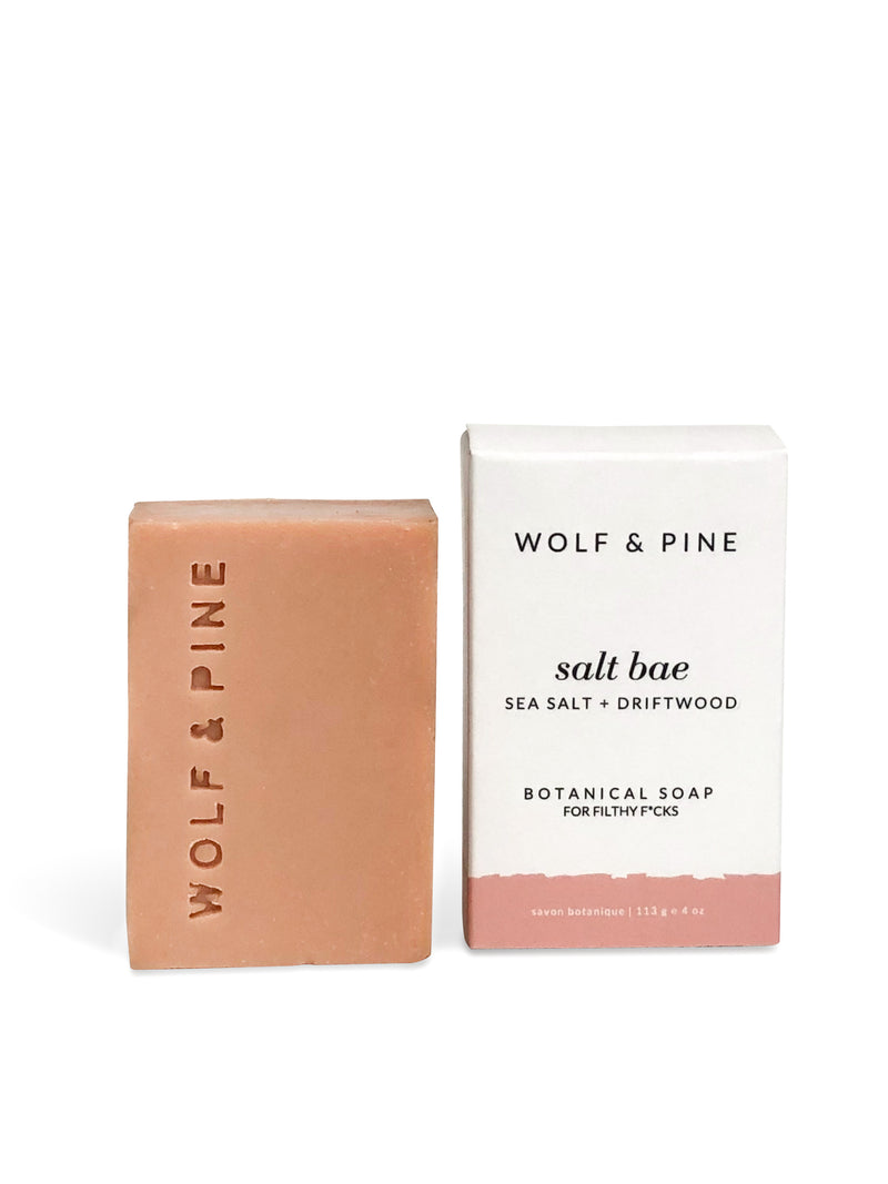Botanical Soap Duo - Wolf & Pine Herbals