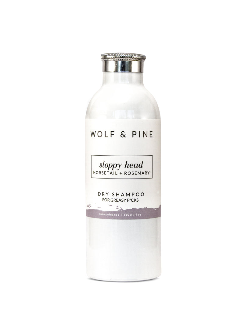 Sloppy Head - Dry Shampoo