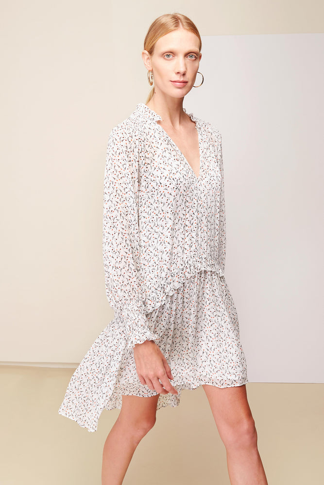 Lucille Shirt Dress