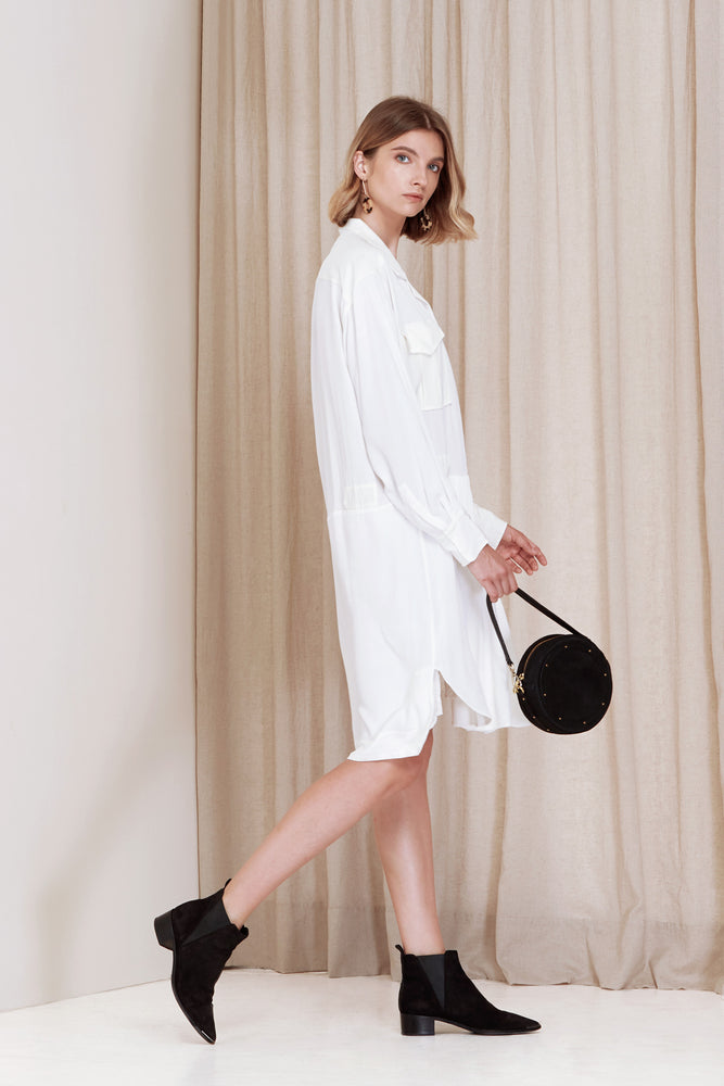 Explorer Shirt Dress
