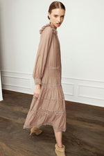 Henriette Long Dress