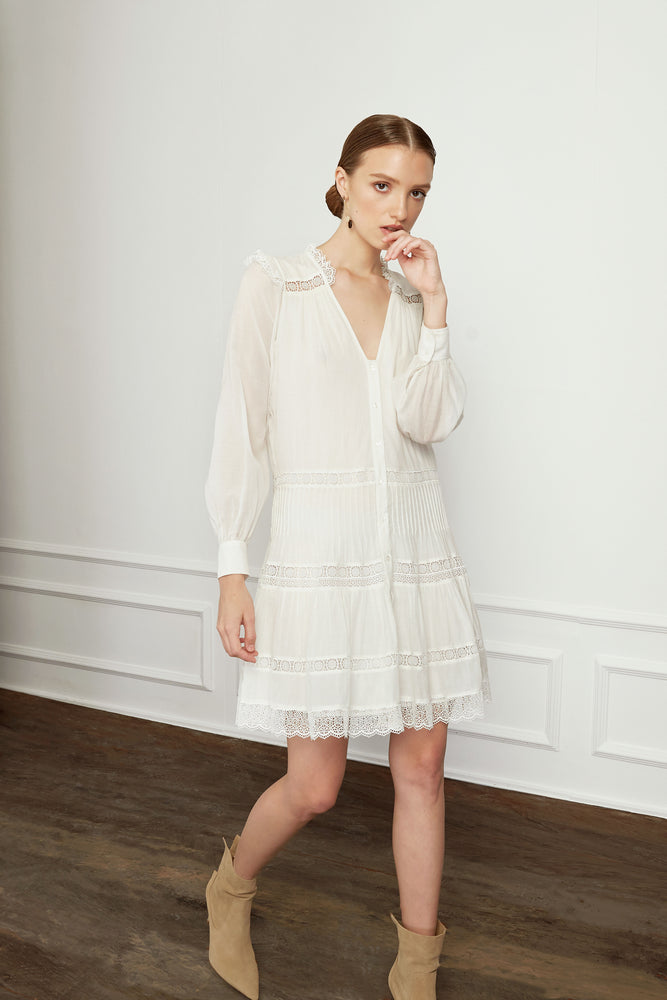 Henriette Short Dress
