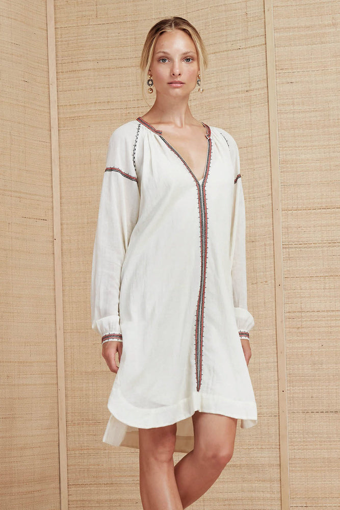 8c3ea93f18 Siman Shirt Dress
