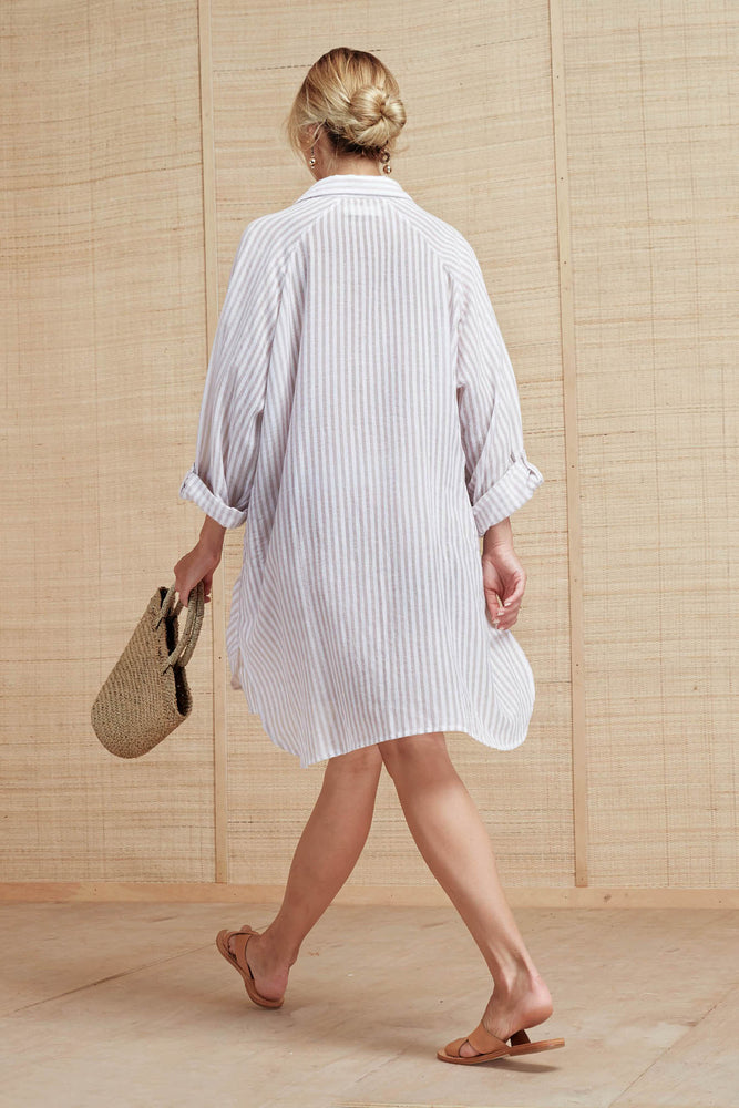 Willow Shirt Dress