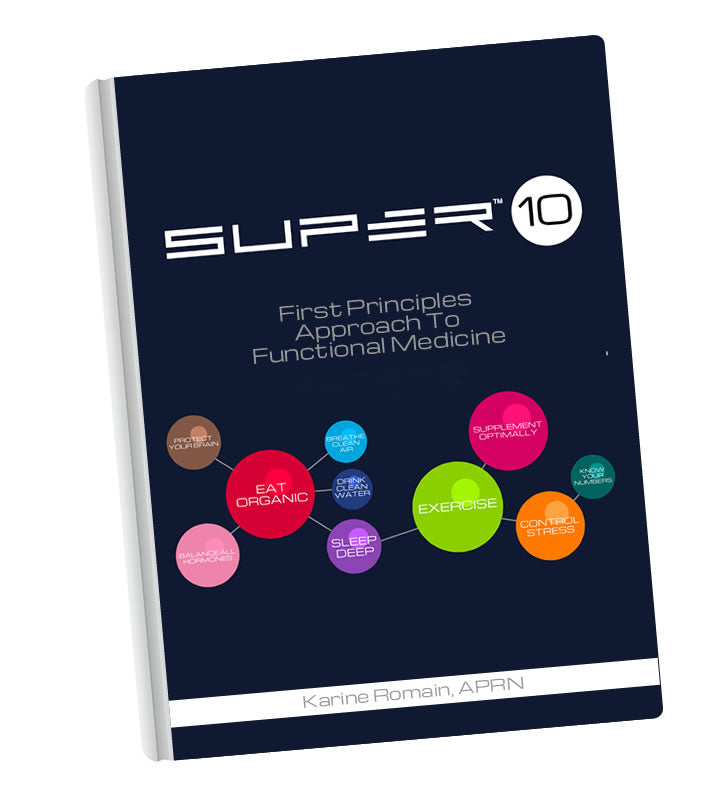 Book: SUPER 10 | First Principles Approach to Functional Medicine