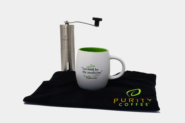 organic-coffee-purity-promotion-free-grinder