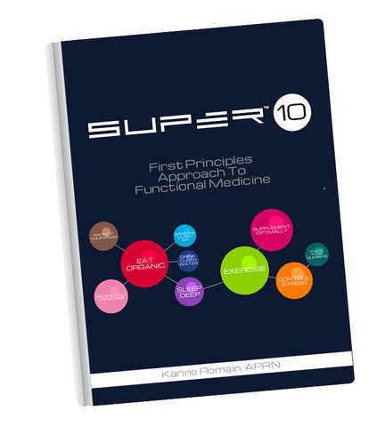 SUPER 10 book First Principles Approach to Functional Medicine