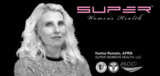 super women's health integrative medicine practice founder karine romain aprn