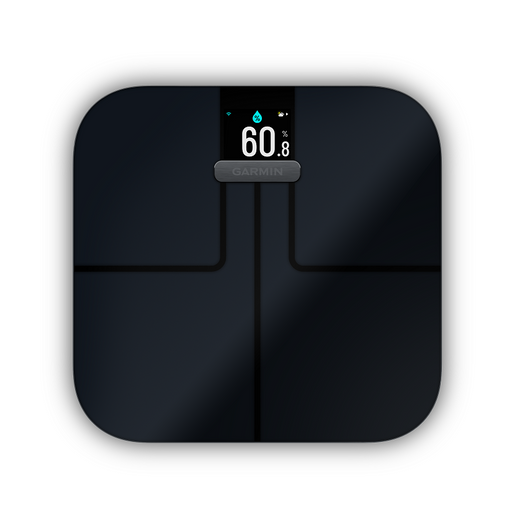 Garmin Index™ S2 Smart Scale Black