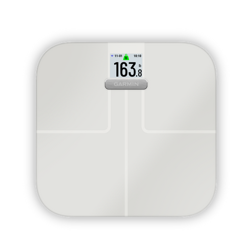 Garmin Index™ S2 Smart Scale White