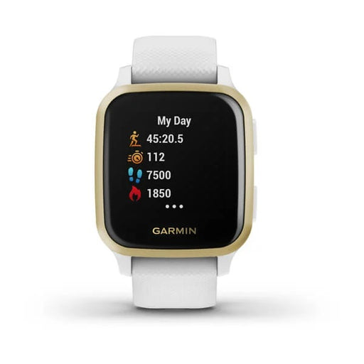 garmin-venu-fitness-smart-watch-gold-white