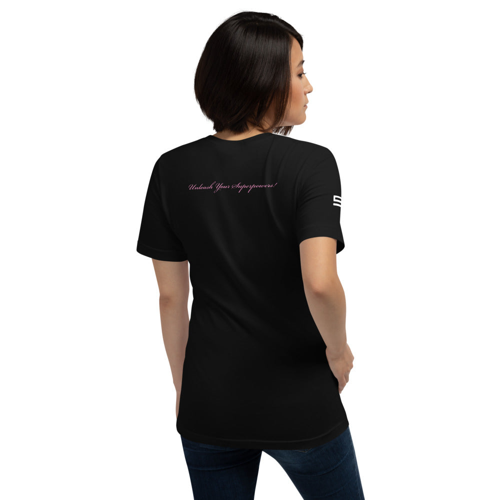Unleash Your Superpowers Short-Sleeve Women's T-Shirt