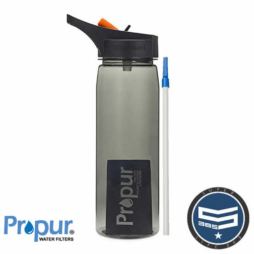 ProSip Water Filter Bottle with Straw