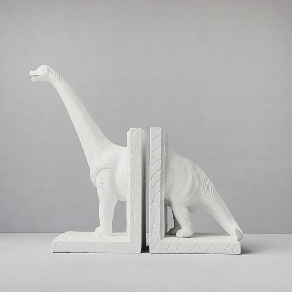 Dino Bookends