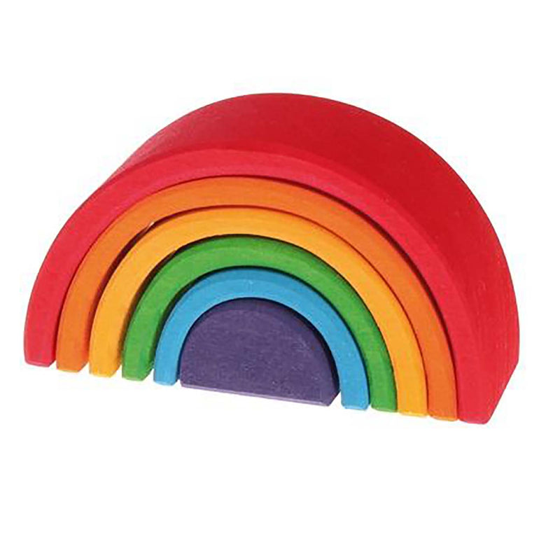 Rainbow Medium 6pcs