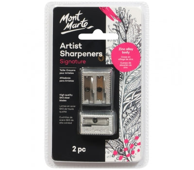 Artists Sharpener 2pc