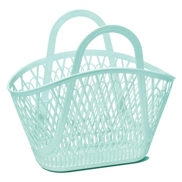 Sunjellies Betty Basket Mint
