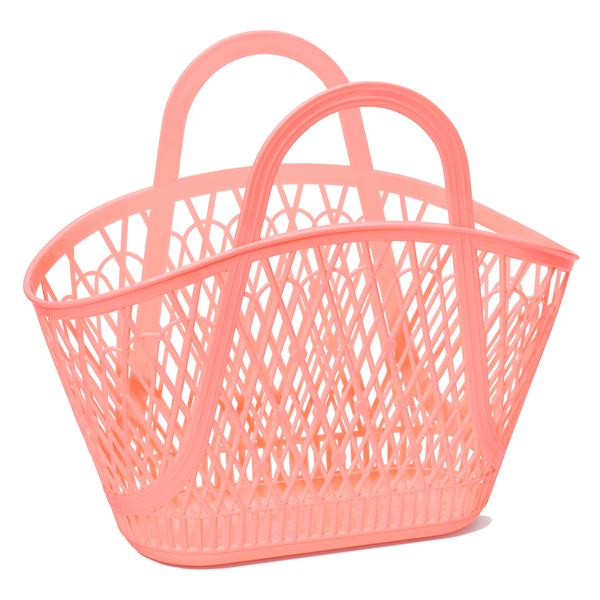 Retro Basket Mint Small