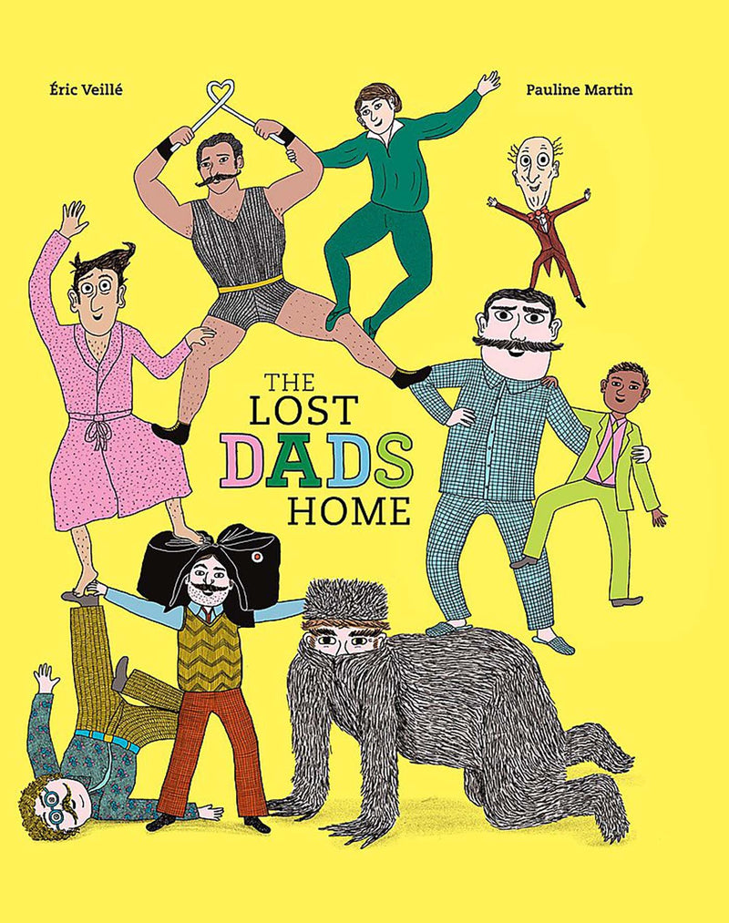 The Lost Dads Home