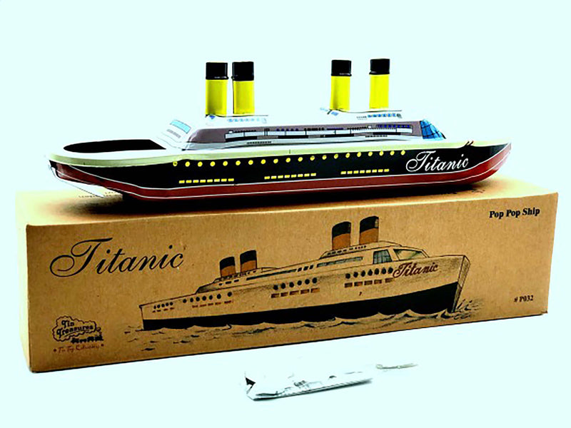 Titanic Steamboat