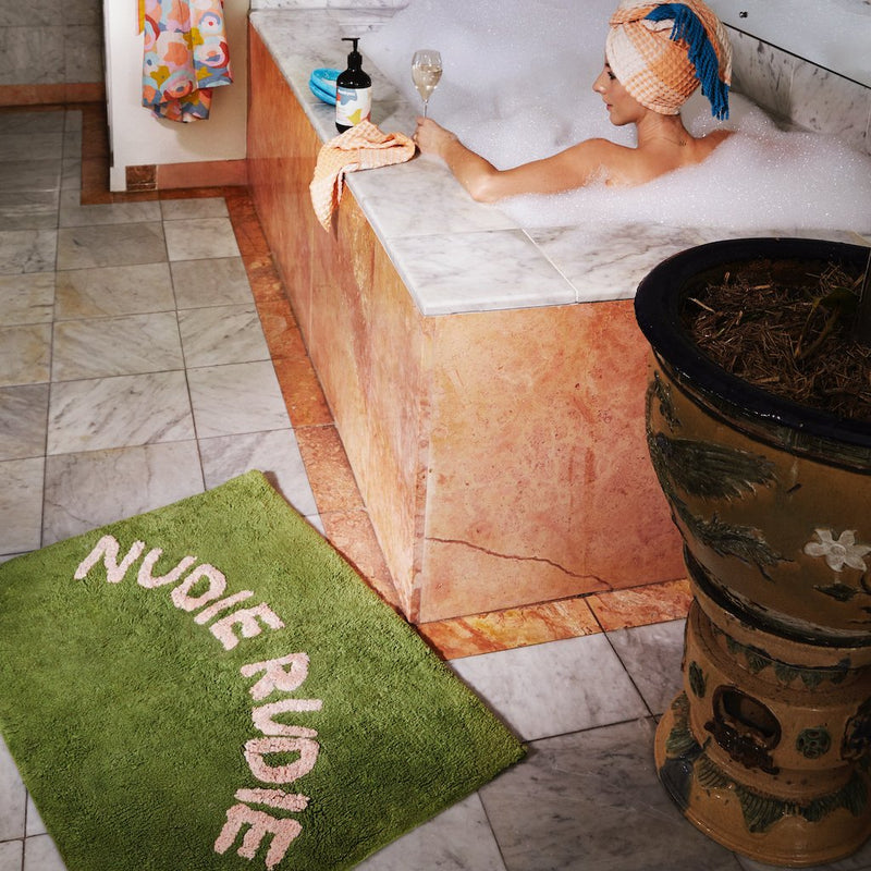 Tula Nudie Bathmat Pickle