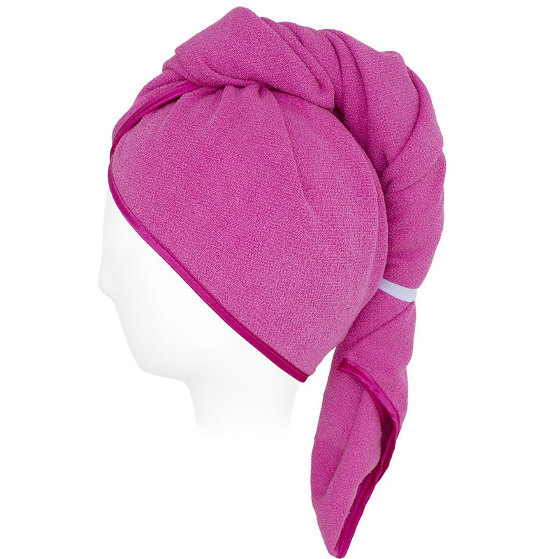 Unicorn Hair Towel Pink