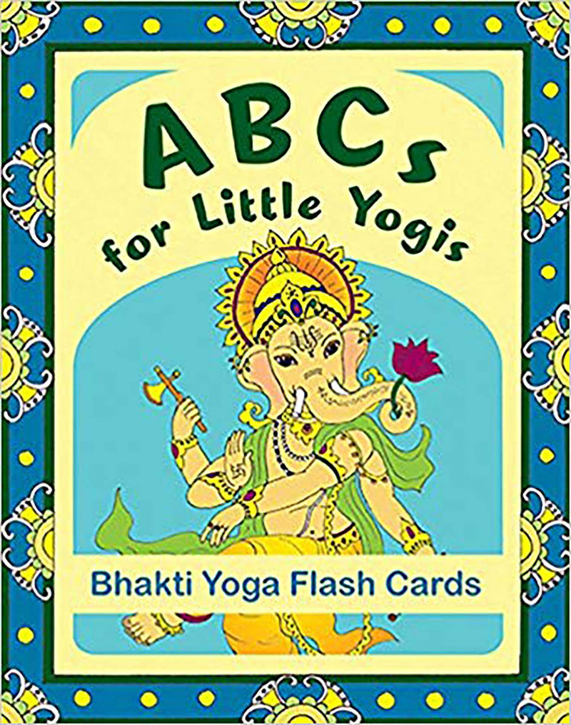 Abc's For Little Yogis