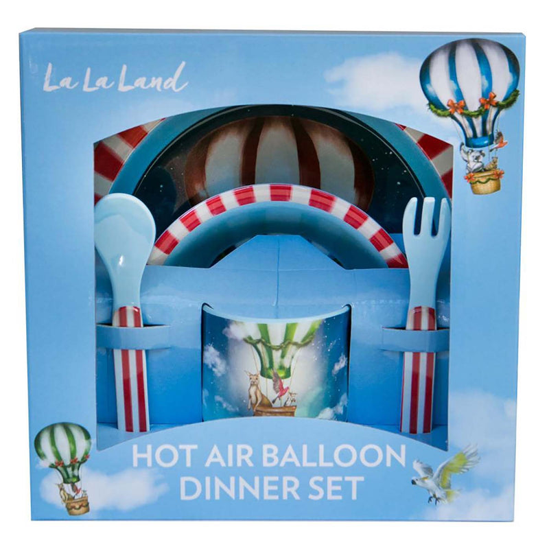 Childrens Melamine Set Balloons
