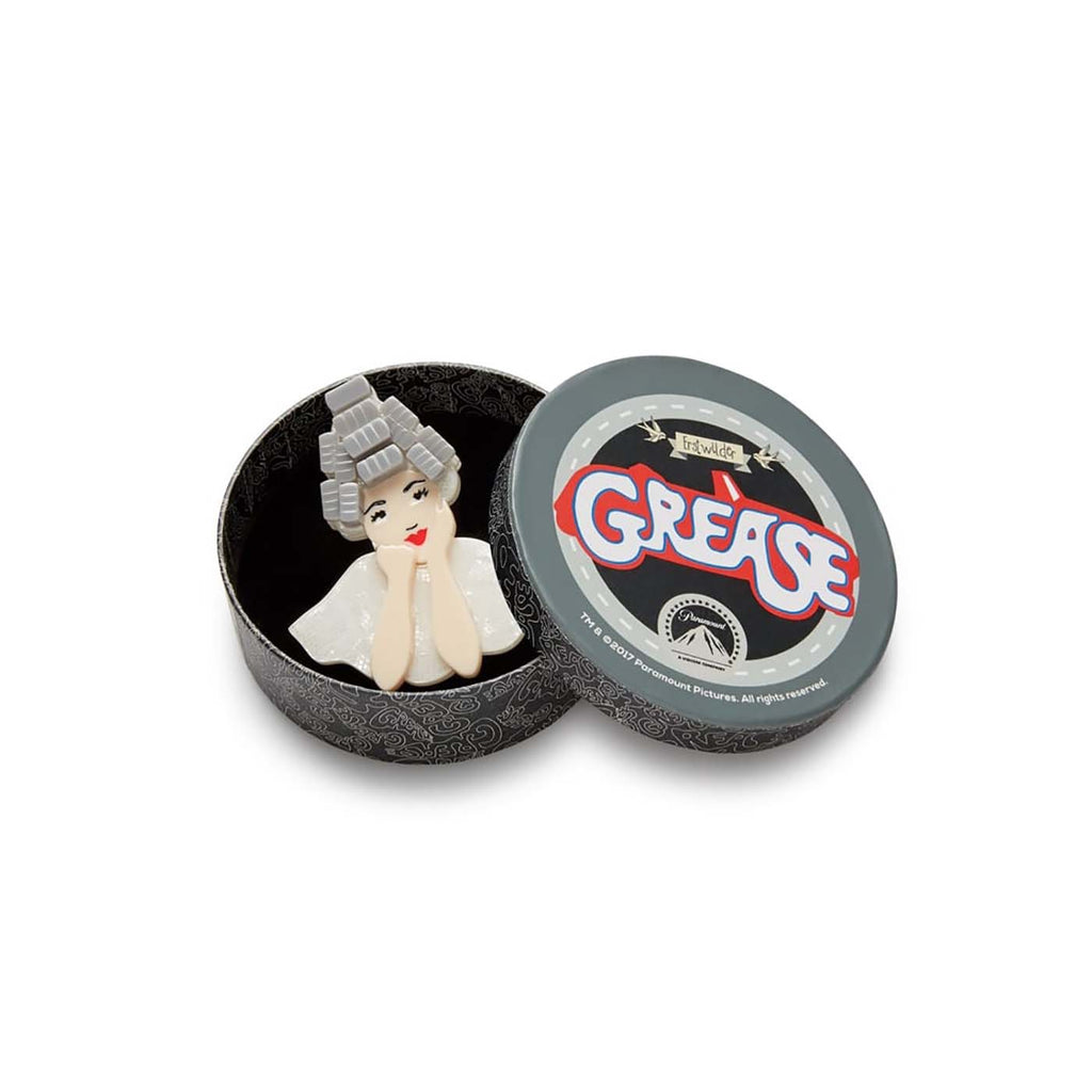 Beauty School Dropout Brooch