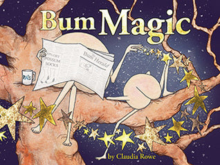 Bum Magic Book