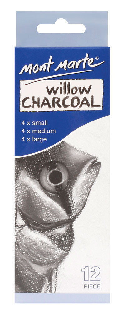 Willow Charcoal Set
