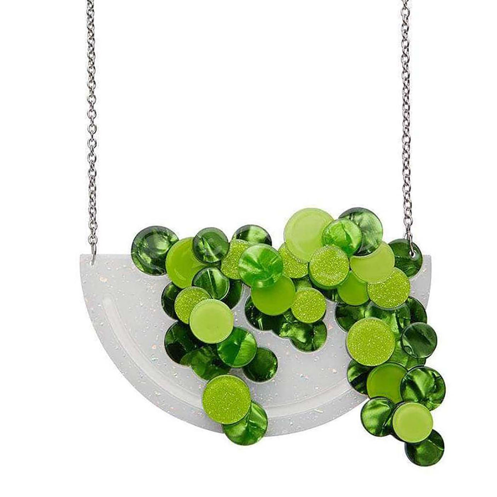 Pretty Planter Pearls Necklace