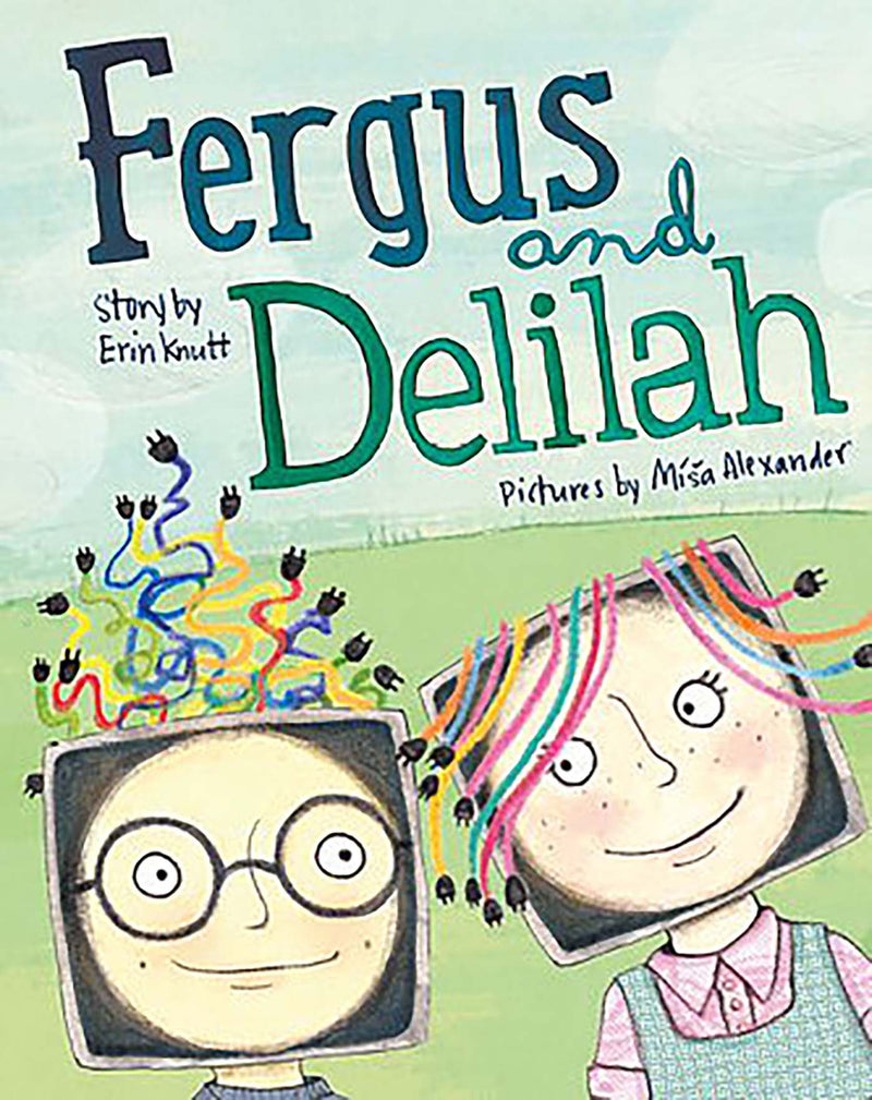 Fergus and Delilah Book