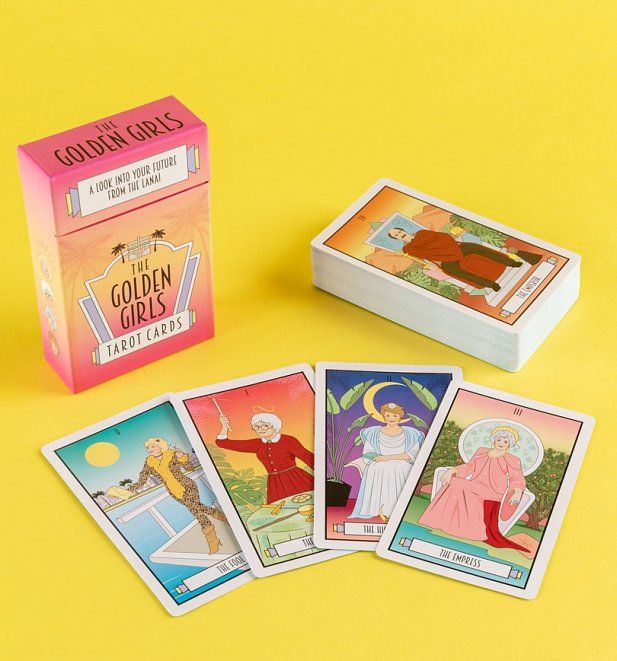 Golden Girls Tarot Cards