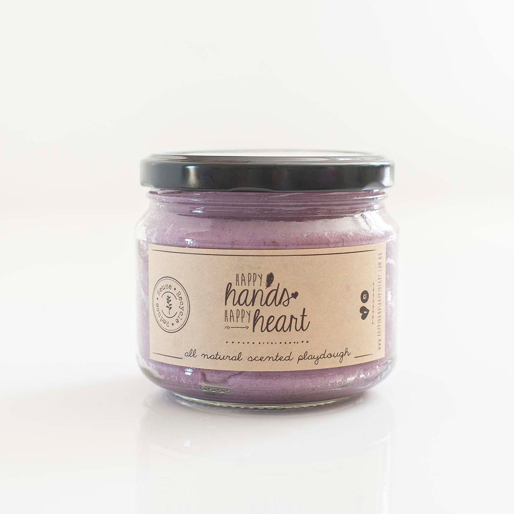 Lavender Playdough 400gms
