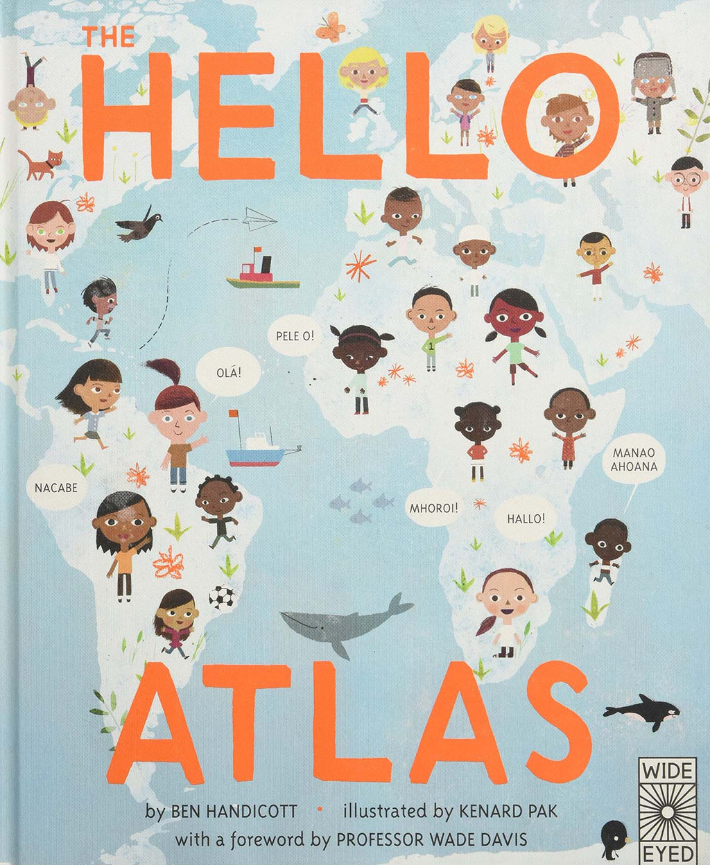 The Hello Atlas Book