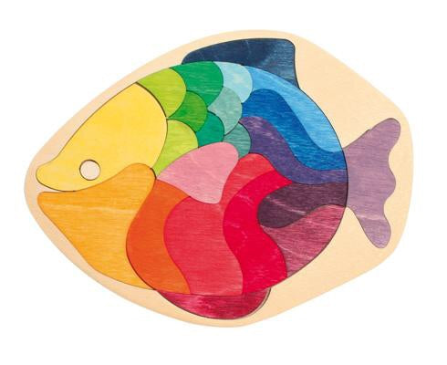 Grimms Mini Fish Puzzle