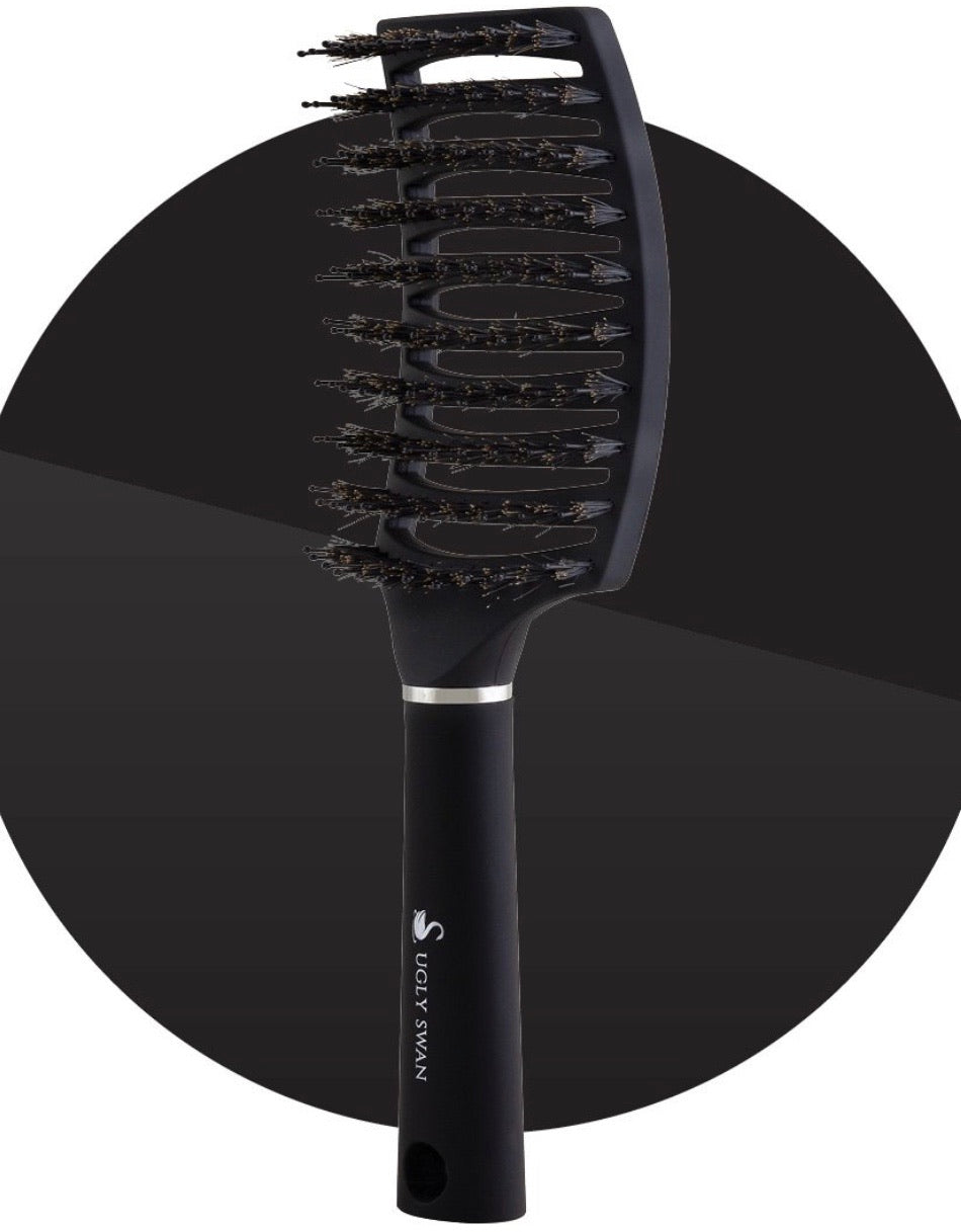 Scream-Free Brush Black