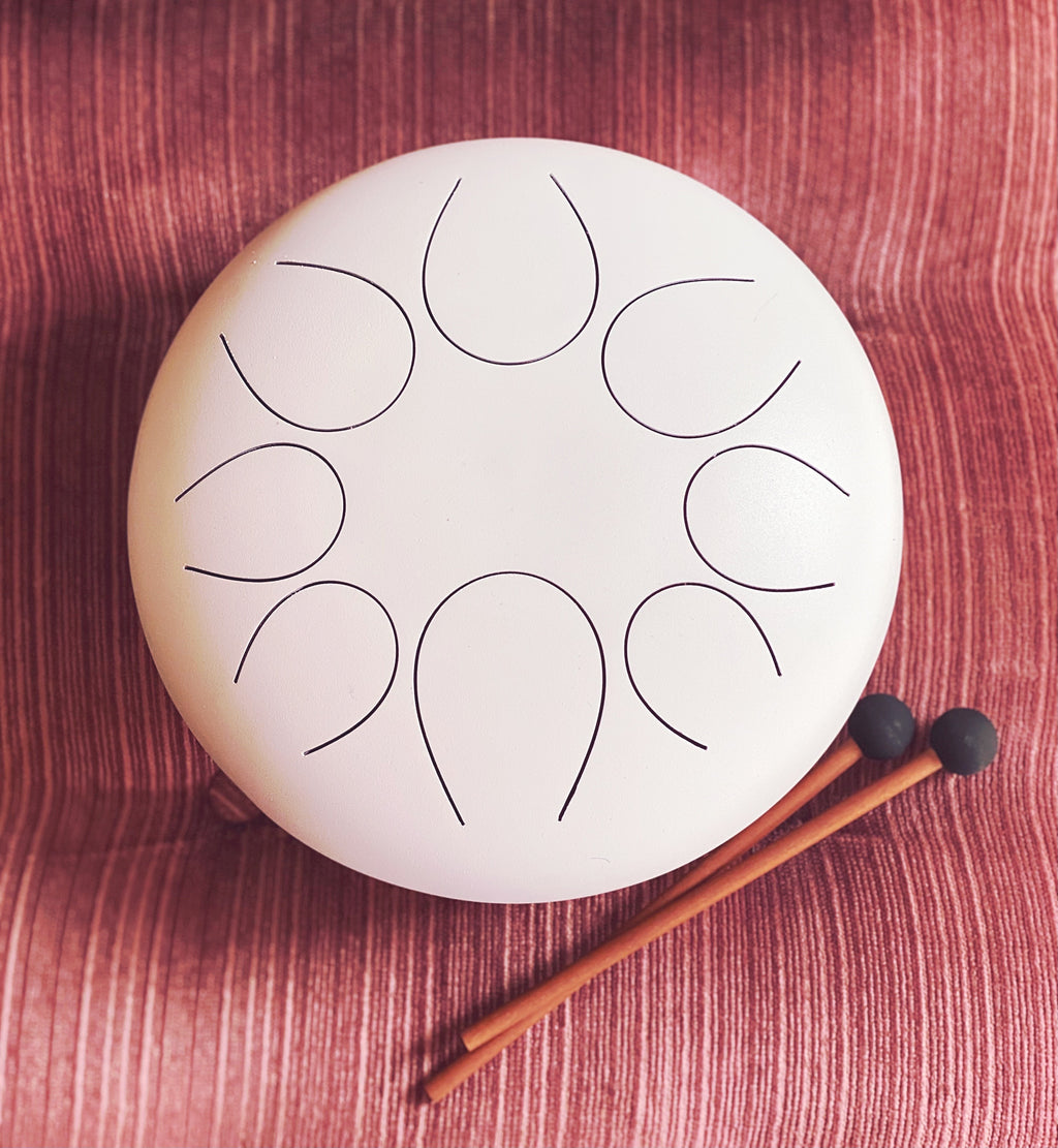 Steel Hapi Drum Large