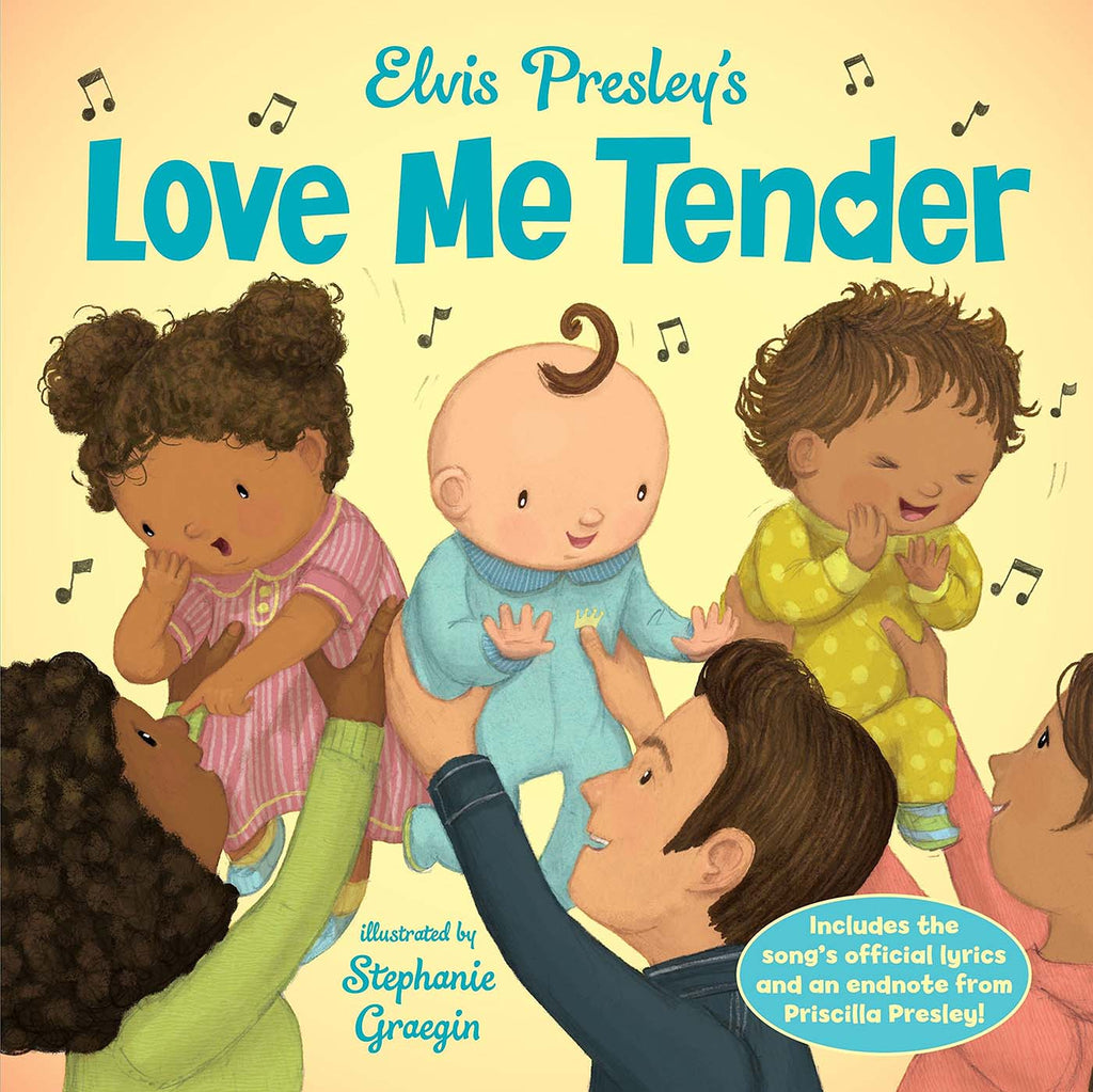 Elvis Presley's Love Me Tender