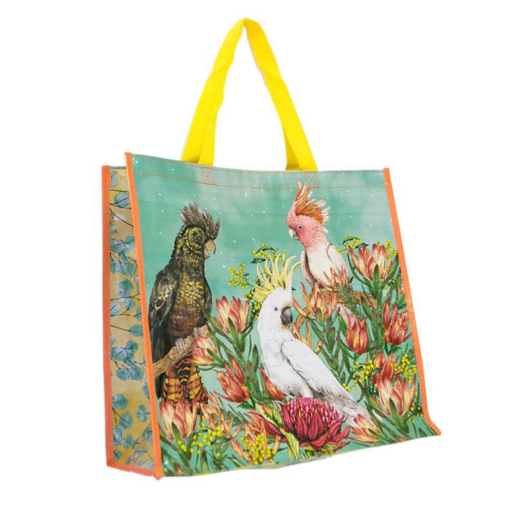 Market Bag Cockatoos of Aus