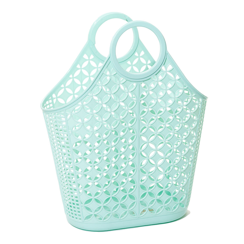 Sunjellies Atomic Tote Mint
