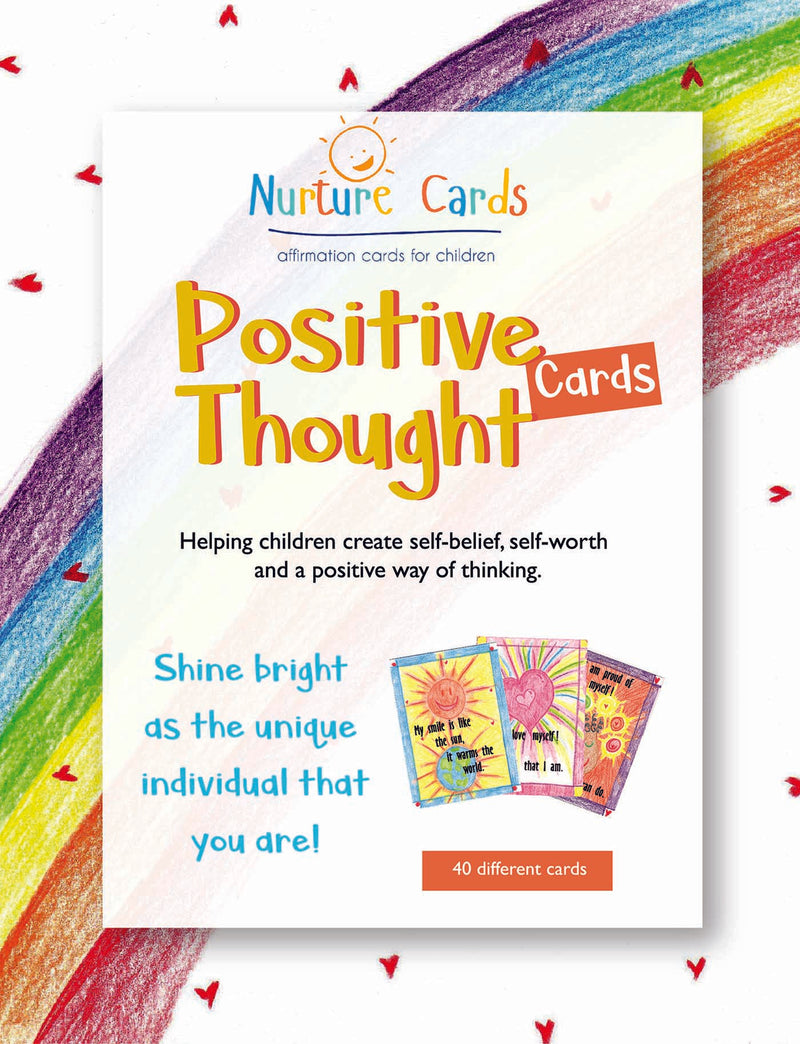 Affirmation Cards For Children