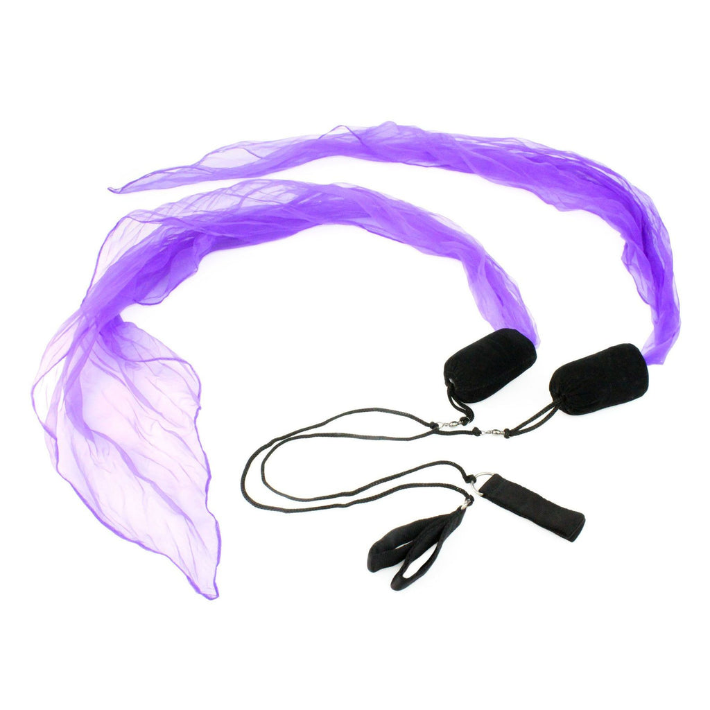 Scarf Poi Purple