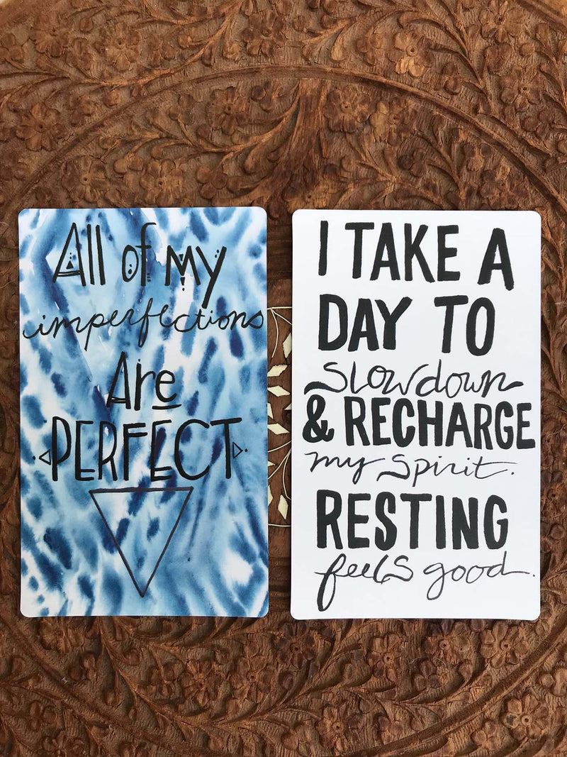 Renegade Mama Womens Affirmation Cards